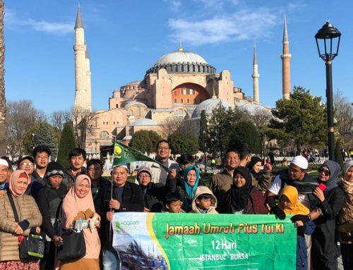 Paket Umroh Ramadhan Plus Turki 2020