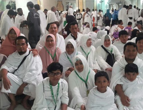 Paket Umroh Syawal Idul Fitri 2020
