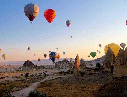 Paket Umroh Plus Turki Cappadocia 2019