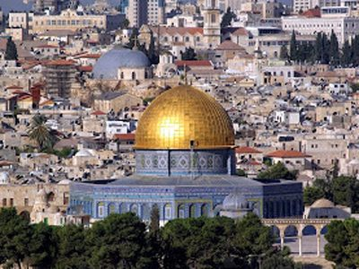 Masjidil Aqsha, Kota Yerusalem