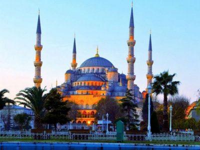 masjid-biru